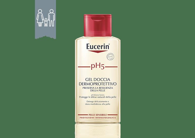 Neutrogena Bagno Doccia : Eucerin ph gel doccia dermoprotettivo gel doccia delicato per