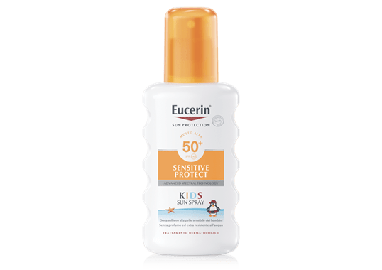Eucerin Kids Sun Spray FP 50+